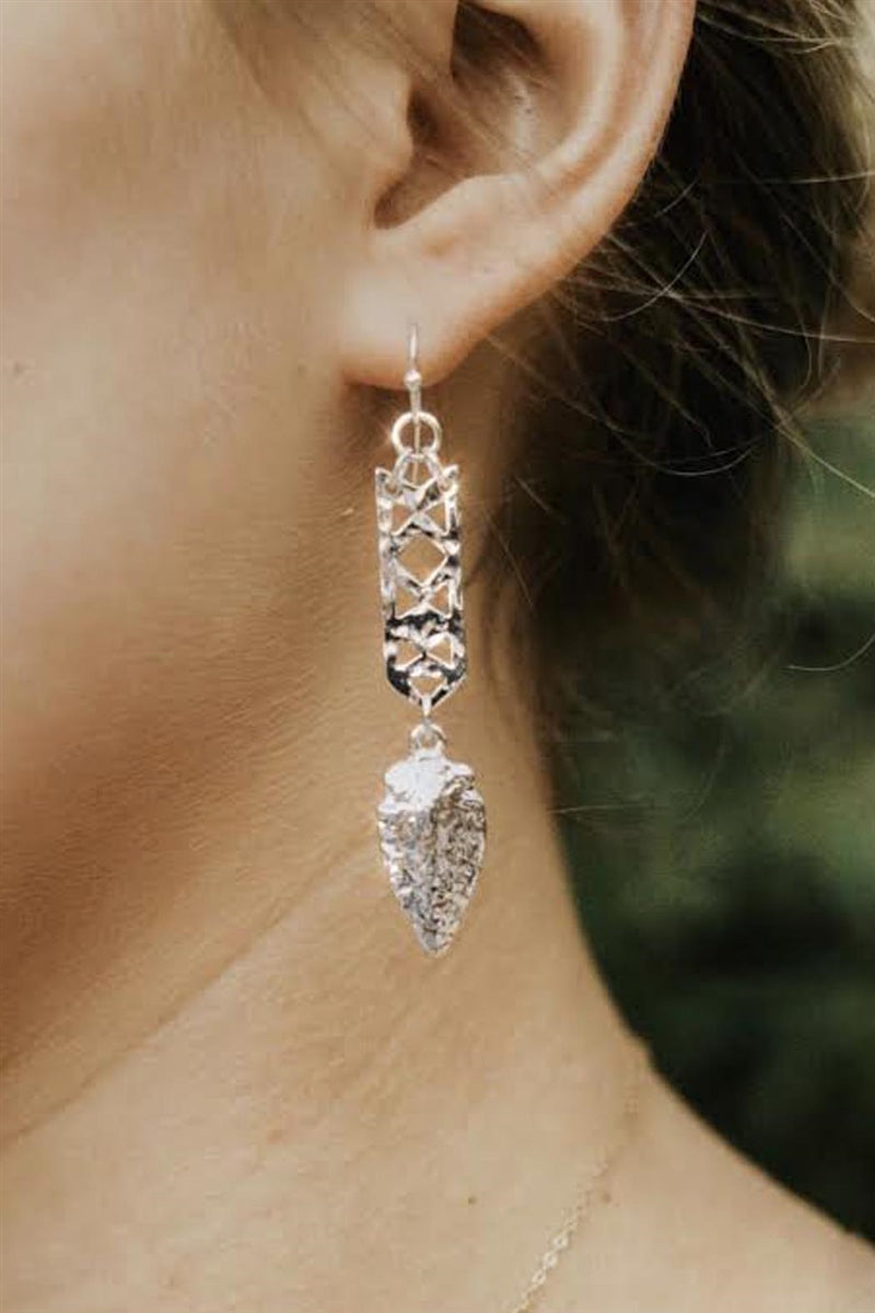 Arrow Minded Earrings