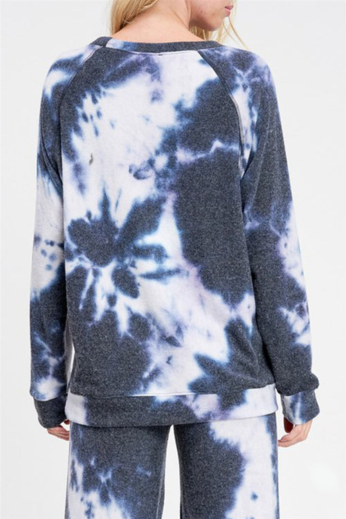 Stand Out Tie Dye Sweater