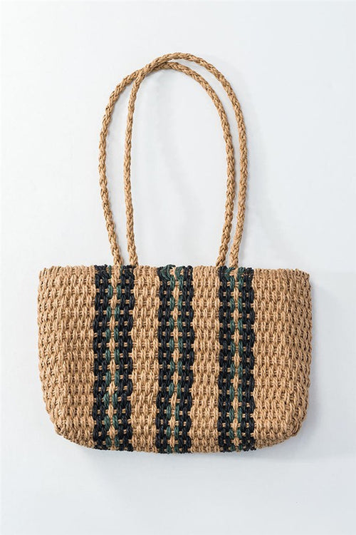 Weave The Way Boho Shoulder Bag