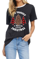 Have Yourself A Merry Little Christmas Tee Shirt