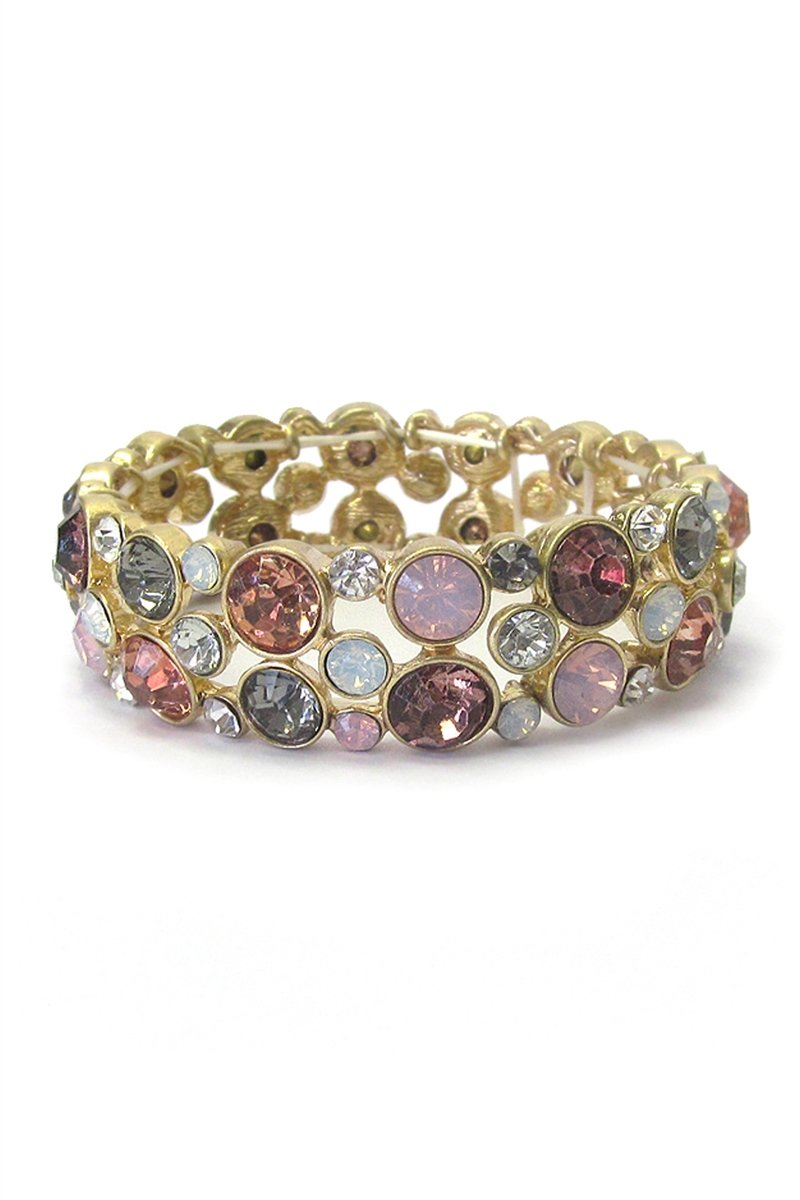 Beauty Queen Bracelet - Pink