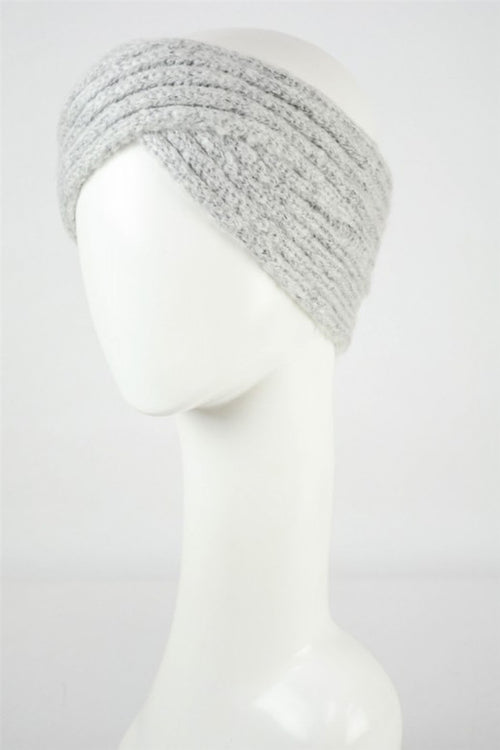 Crossover Knit Headband