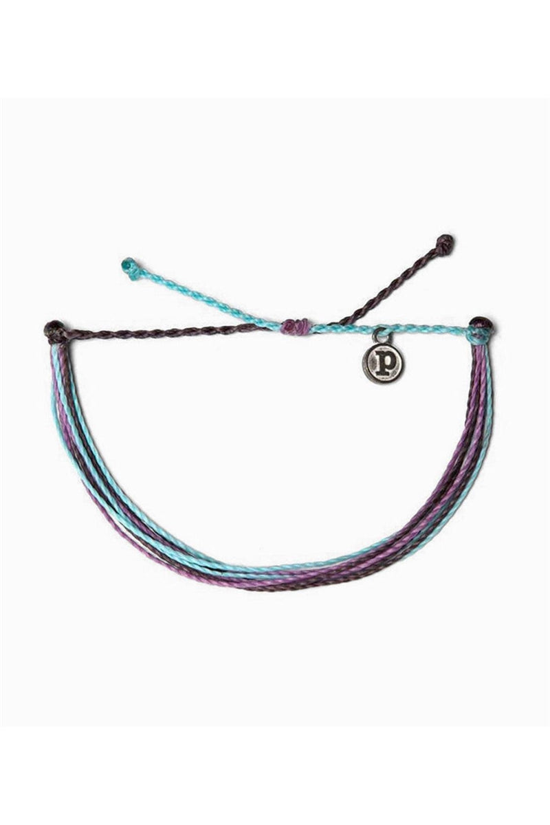 Pura Vida Original Muted Bracelet - Berry Cute