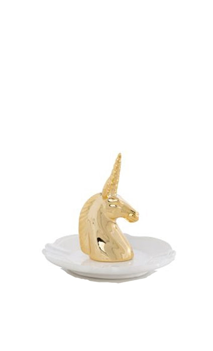 Shiraleah Unicorn Jewelry Dish