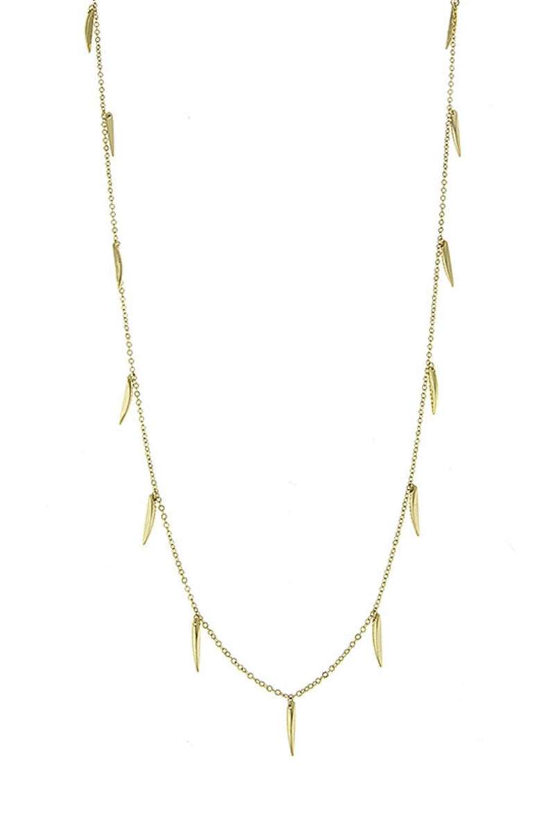 Gold Digger Necklace