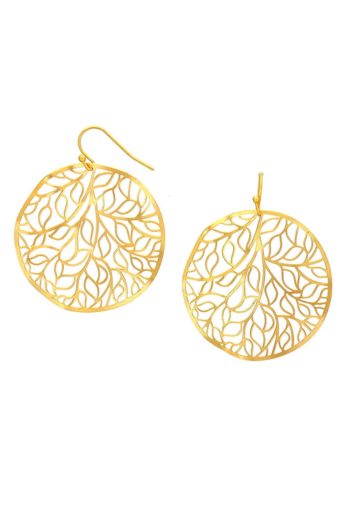 Garden Path Statement Earrings