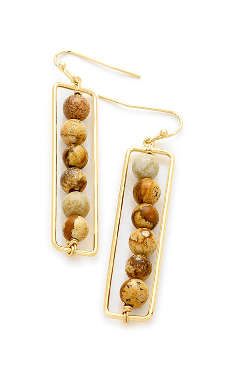 Rocky Road Earrings