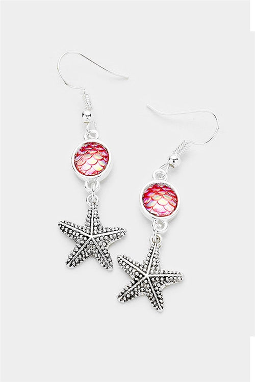 Seas The Day Starfish Earrings