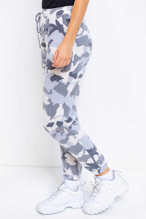 Blend In Camouflage Jogger Sweatpants