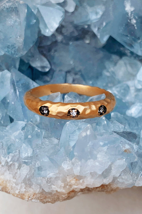 Band Of Gold Ring