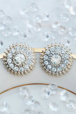 Glamorous Stud Earrings