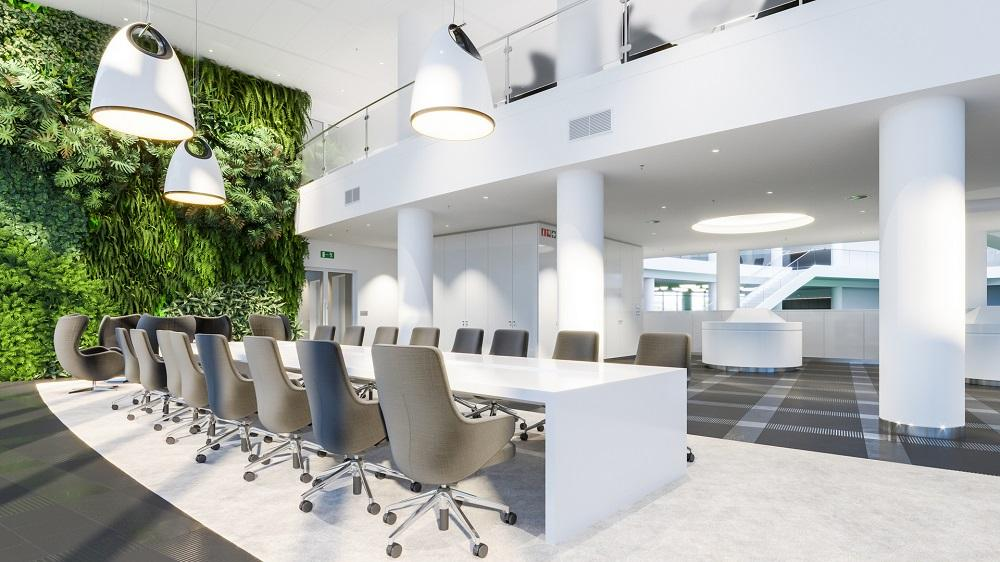 Biophilia and the Impact of Plants in the Workplace