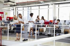 Is Health and Wellbeing linked to the Office Environment?