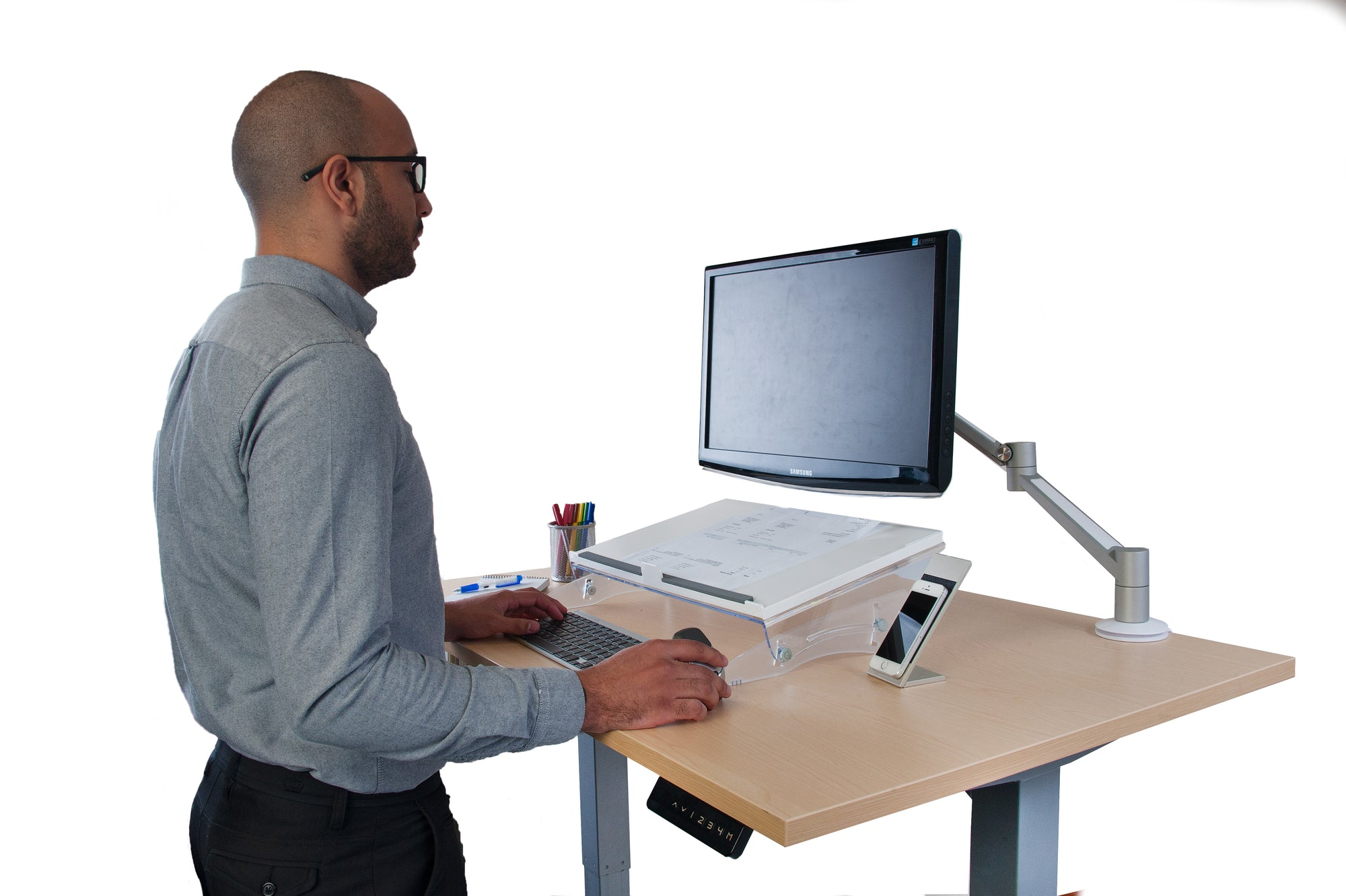 Sit-stand workstations in the UK
