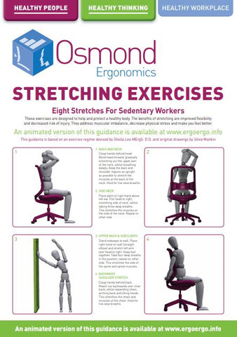 Stretching Guidance