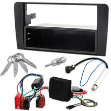 Lade das Bild in den Galerie-Viewer, Radioblende Set für Audi A3 8P 8PA 2003-2013 mit CAN-Bus - wm-outlet-store