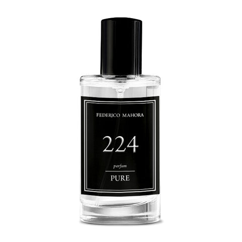 224 - Pure Parfum (for him) | Carolina Herrera CH Men
