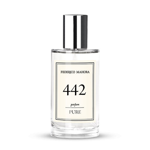 442 - Pure Parfum (for her) | Yves Saint Laurent Black Opium Pure Illusion