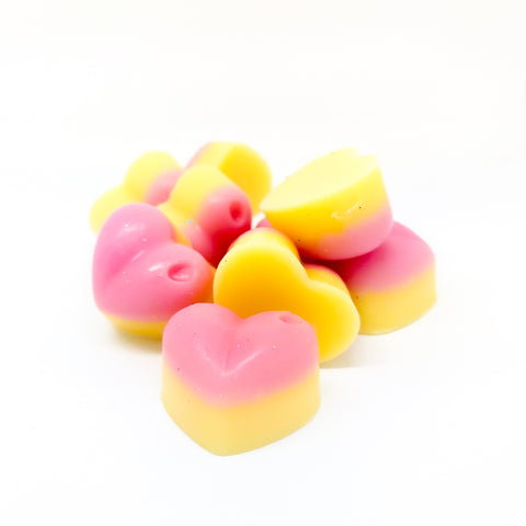 Pear Drops - Mini Heart Wax Melts