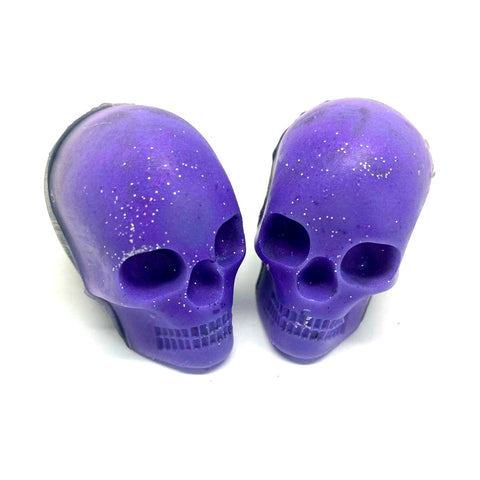 Purple Rain - Skull (Pack of 2)