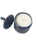 Geo Diamond Candle - Small | Various Scents