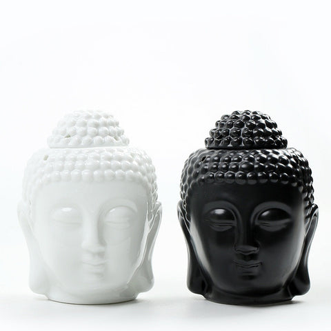 Ceramic Buddha Wax/Oil Burner