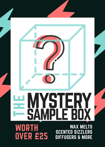The Mystery Sample Box