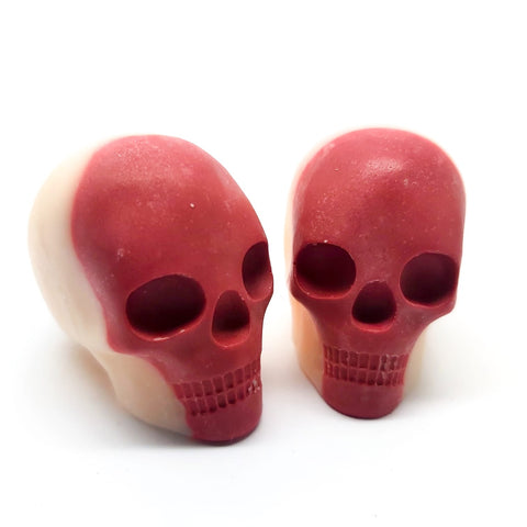 Bakewell Tart - Skull (Pack of 2)