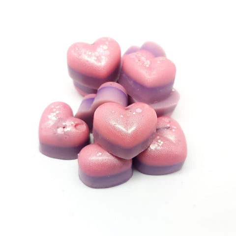 Rose Wonderland - Mini Heart Wax Melts