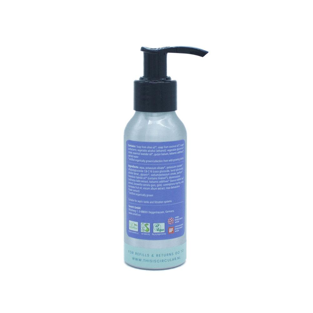 Travel Size Hand Soap (Lavender) - 100ml