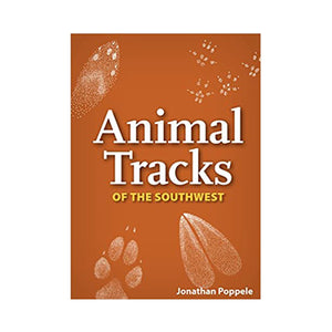 Animal Tracks of the Southwest Playing Cards (Nature's Wild Cards) by Jonathan Poppele