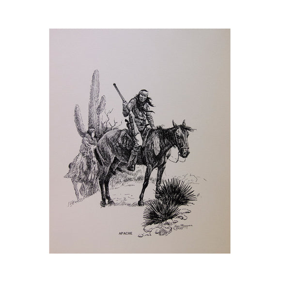 Apache by George Phippen