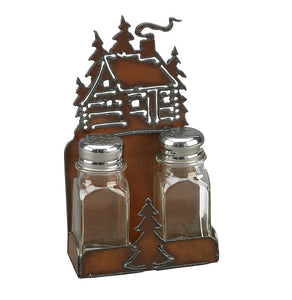 Cabin Salt & Pepper Set