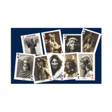 Native American Playing Cards- 55 Portraits by Edward Curtis