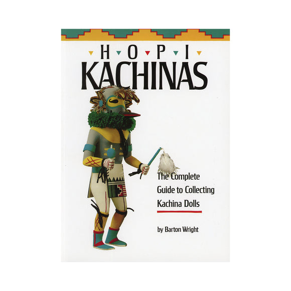 Hopi Kachinas by Barton Wright