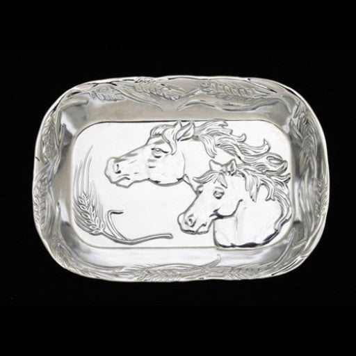 Horse Catch-All Tray by Arthur Court