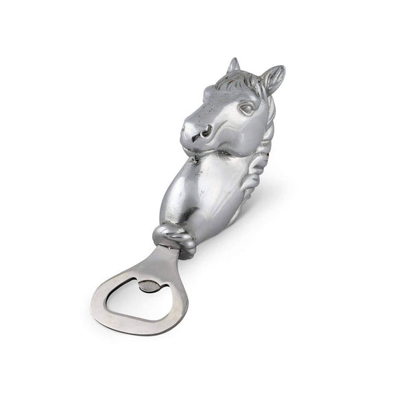 Horse Bottle Opener by Arthur Court