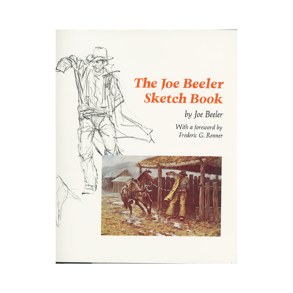 The Joe BeelerSketch Book by Joe Beeler