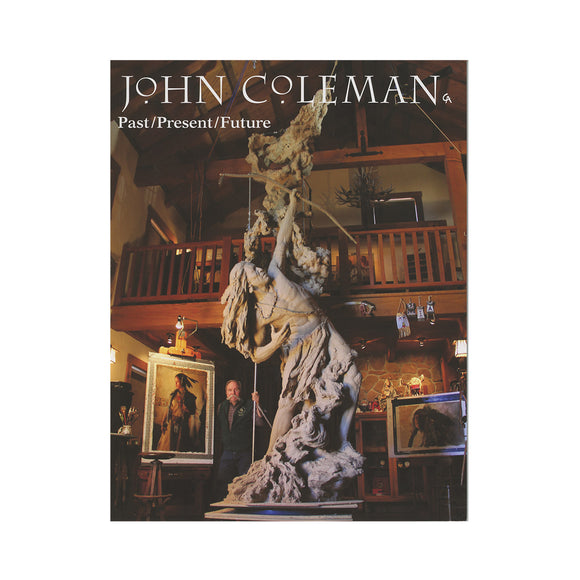 John Coleman, CA (Past, Present, Future by Western Spirit