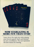 Night Sky Playing Cards: Playing with the Constellations  by Jonathan Poppele