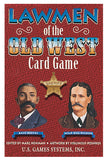 Lawmen of the Old West Playing Card Game
