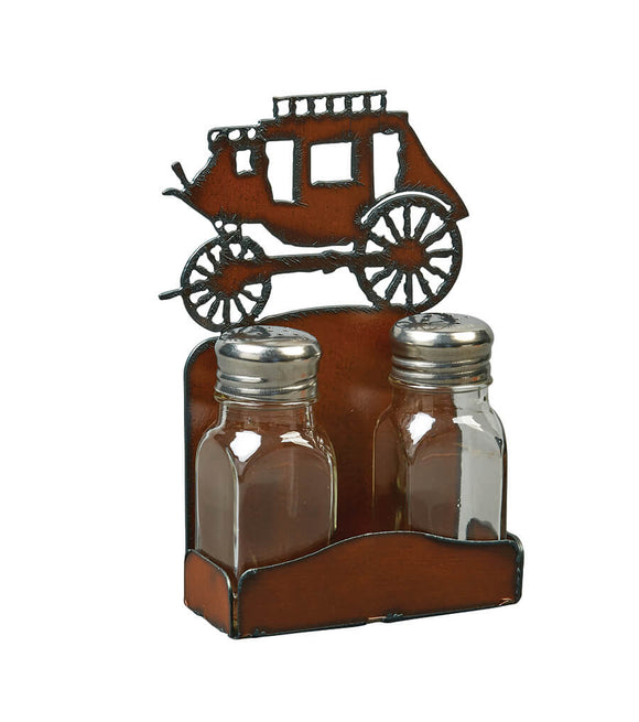 Stagecoach Salt & Peper Set