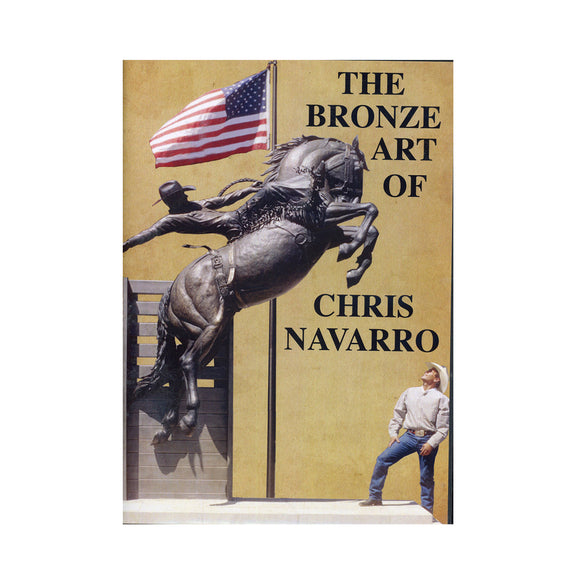 The Bronze Art of Chris Navarro - DVD
