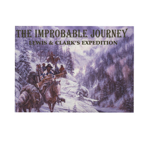 The Improbable Journey Lewis & Clark's Expedition by Gerry Metz  Signed