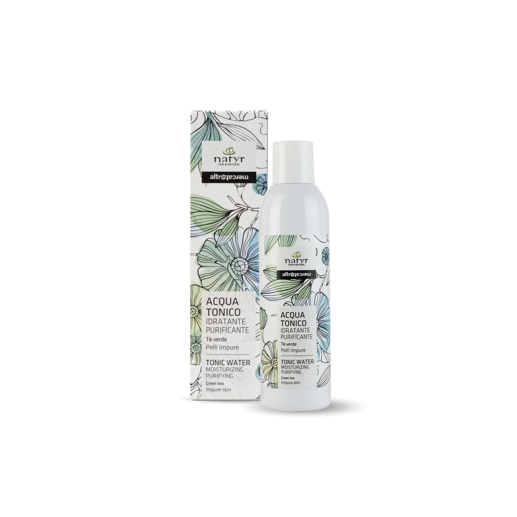 ACQUA TONICO - TE'  VERDE | 200ml | COD. 10035016