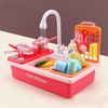 Kitchen Toys Simulation Pretend Play