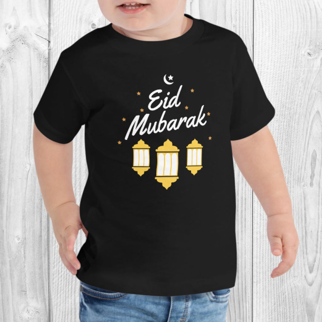 Eid Toddler Tee