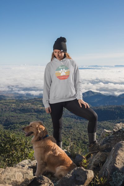 Women's Rescued is my favorite breed hoodie