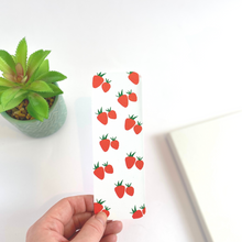 Load image into Gallery viewer, Strawberry Bookmark