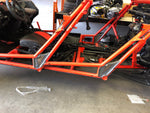Can Am X3 MAX Weld in frame gussets